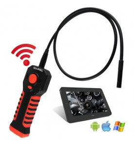 DW600 Wifi Endoscoop set 8.5mm voor Tablet of Smartphone