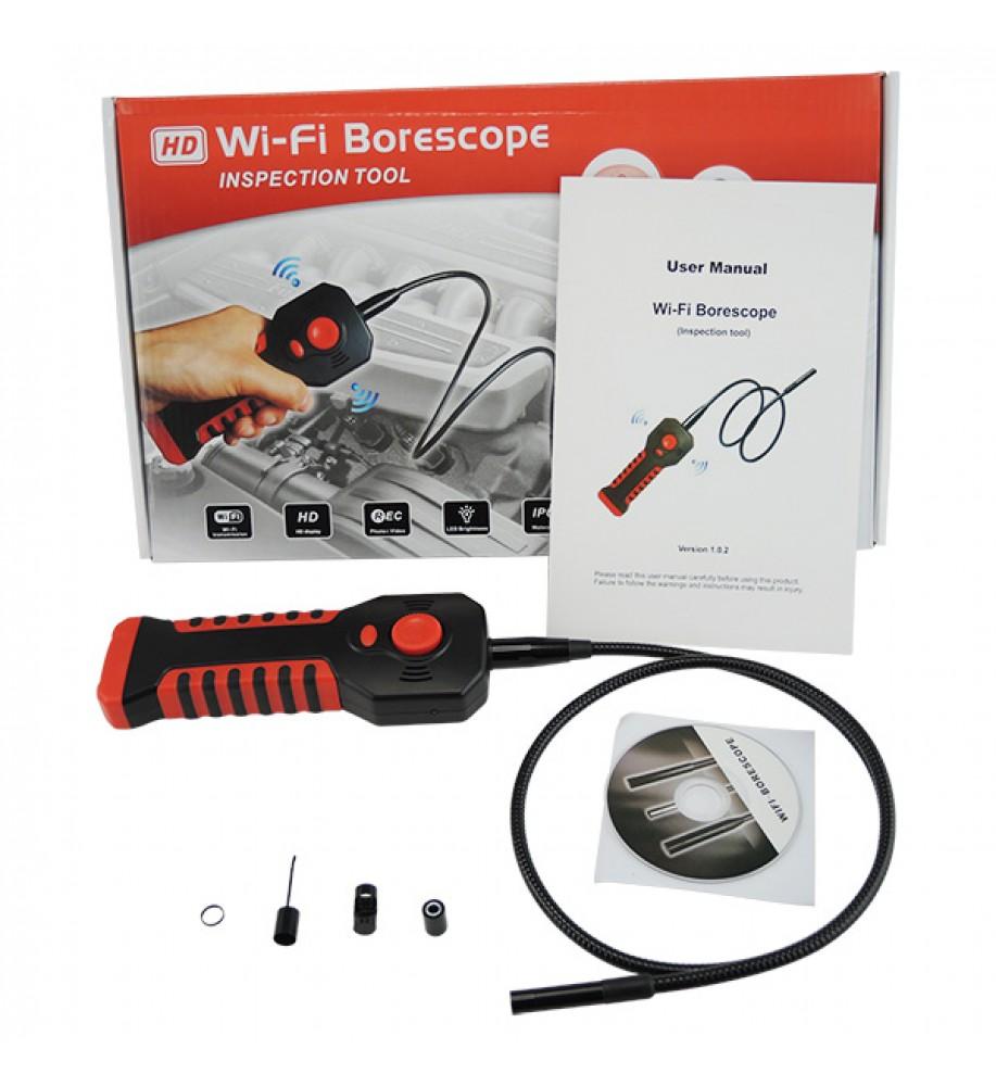 Verrassend Wifi Endoscoop voor Tablet of Smartphone SD-93