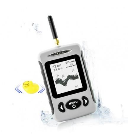 "Pro Fish Finder draadloos met sonar DTW-43 (2,8"" Display)"
