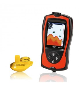 Draadloze Fishfinder F700pro - Full colour scherm