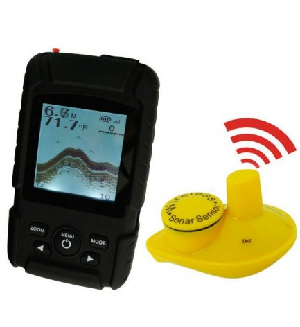 Draadloze Fish Finder / Dieptemeter P600 Pro
